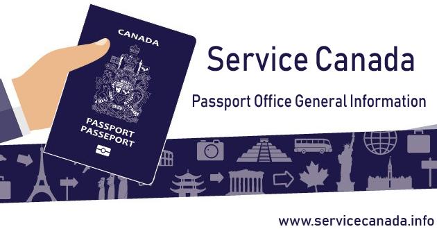 Passport Office Trail